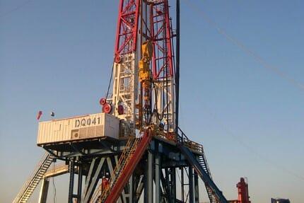 Badra-Oil-Field