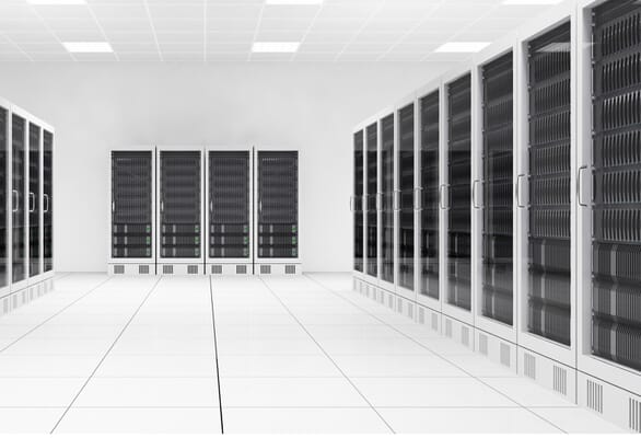 datacentres with air pressure stabilisers